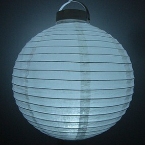 LED Hanging Lanterns Battery Powered