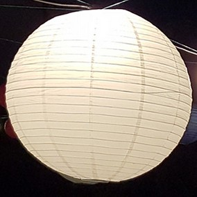 Fireproof Paper Hanging Lanterns